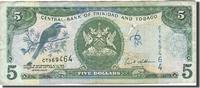 5 Dollars 2006 Trinidad and Tobago KM:47, S S
