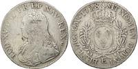 Ecu 1728 E Frankreich Écu aux branches d'olivier Louis XV 1715-1774 Lou... 100,00 EUR  zzgl. 10,00 EUR Versand