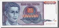 500,000 Dinara 1993 Jugoslawien  UNC(65-70)