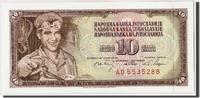 10 Dinara 1968 Jugoslawien  UNC(65-70)