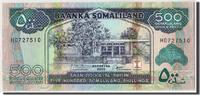 500 Shillings = 500 Shilin 2008 Somaliland...