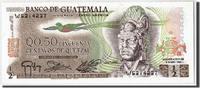 1/2 Quetzal 1983 Guatemala 1983-01-06, KM:...