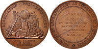 Medal 1889 French France, Business & indus...