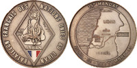 Medal 1985 Frankreich  AU(50-53)