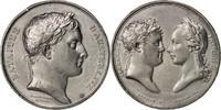 Medal 1805 Frankreich  AU(55-58)