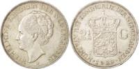 2-1/2 Gulden 1929 Not Ap Niederlande Wilhe...