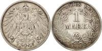 Mark 1906 E GERMANY - EMPIRE Wilhelm II, M...