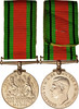 Medal 1939-1945 United Kingdom Defence Med...