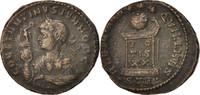 Nummus 321 Trier  Constantine II, Trier, S...