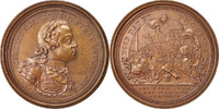 Medal 1754 Frankreich Charles Alexander, D...