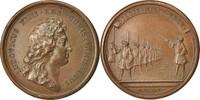 Medal 1665 Frankreich Les revues militaire...