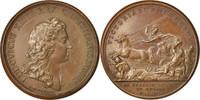 Medal 1658 Frankreich Prise d Ypres, Louis...