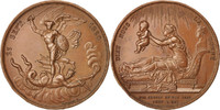 Medal 1820 Frankreich Birth of the Comte d...