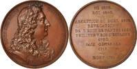 Medal XIXth Centu Frankreich Les rois de F...
