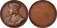 Medal  Frankreich Charles VIII Roi de Fran...