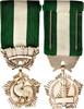 Medal XXth Centur Frankreich Collectivités...