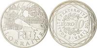 10 Euro 2011 Paris Frankreich VZ+, Silber,...
