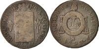 Sol 1793 MA Frankreich Sol aux balances fr...