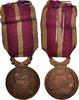 Medal  Frankreich Sociétés musicales et ch...