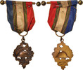 Medal  Frankreich Union Nationale des Comb...