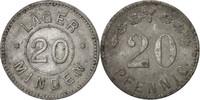 20 Pfennig  Deutschland SS, Zinc SS