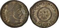 Nummus 324 Thessal  Constantine I, Thessal...