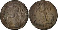 Nummus Trier  Constantine I, Trier, SS+, C...