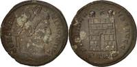 Nummus 322 Trier  Constantine I, Trier, SS...