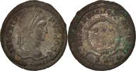 Nummus 323-324 Tri  Crispus, Trier, VZ, Co...
