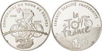 1-1/2 Euro 2003 Paris Frankreich  MS(64)