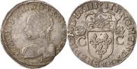Teston 1563 Rennes Frankreich Charles IX, ...