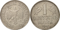 Mark 1957 G Bundesrepublik Deutschland  EF...