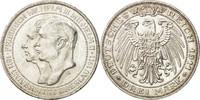 3 Mark 1911 A Deutsch Staaten PRUSSIA, Wil...