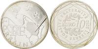 10 Euro 2010 Paris Frankreich 10 Euro Lorr...