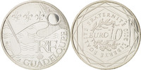 10 Euro 2010 Paris Frankreich 10 Euro Guad...