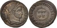 Follis Siscia  Constantine I, Siscia, VZ+,...