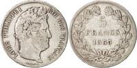5 Francs 1833 M Frankreich Louis-Philippe ...