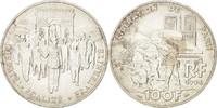 100 Francs 1994 Not Ap Frankreich Liberati...
