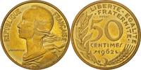 50 Centimes 1962 Not Ap Frankreich  MS(60-62)