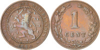 Cent 1880 Not Ap Netherlands Foreign Coins...