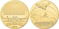 50 Euro 2016 Paris Frankreich Monnaie de P...