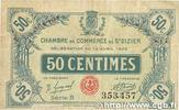 50 Centimes 1920 FRANCE regionalism and va...
