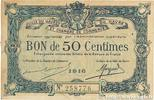 50 Centimes 1916 FRANCE regionalism and va...