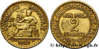 2 francs Chambres de Commerce 1927  III RE...