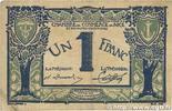 1 Franc 1917 FRANCE regionalism and variou...