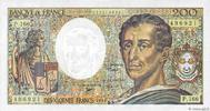 200 Francs MONTESQUIEU Modifié 1994 FRANCE...
