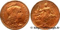 10 centimes Daniel-Dupuis 1917  III REPUBL...