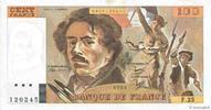 100 Francs DELACROIX modifié 1980 FRANCE F...