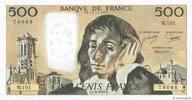 500 Francs PASCAL 1979 FRANCE FRANCE 500 F...