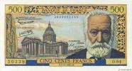 500 Francs VICTOR HUGO 1957 FRANCE FRANCE ...